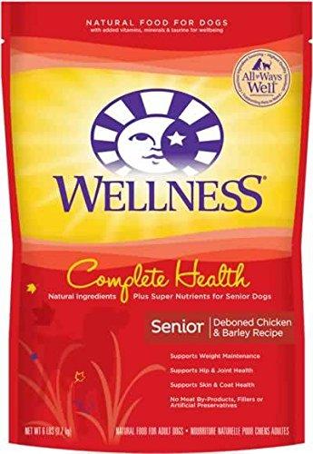 Wellness Dog Super5Mix Senior 6/6 LB