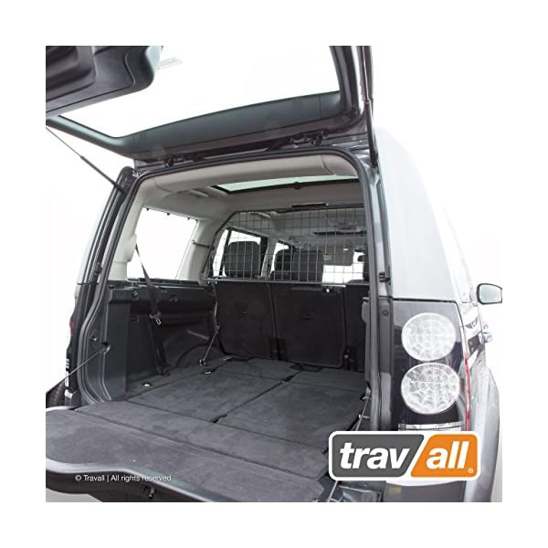 Travall Guard TDG1509 - Vehicle-Specific Dog Guard 2