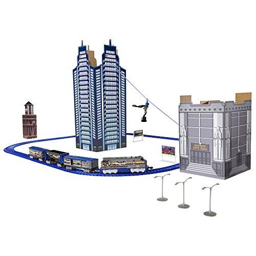 POWER CITY TRAINS Batman Gotham City Set - Bridge Street Toys