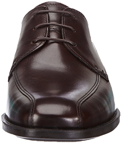 ECCO Ecco Herren Schnürer Mokka - Zapatos de cordones derby Hombre Mocha 1178