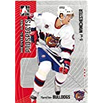 Upper Deck.  0.99. 2005-06 In The Game Heroes and Prospects Hockey Card   389 Brad Winchester Officially. 0f08f6ea3