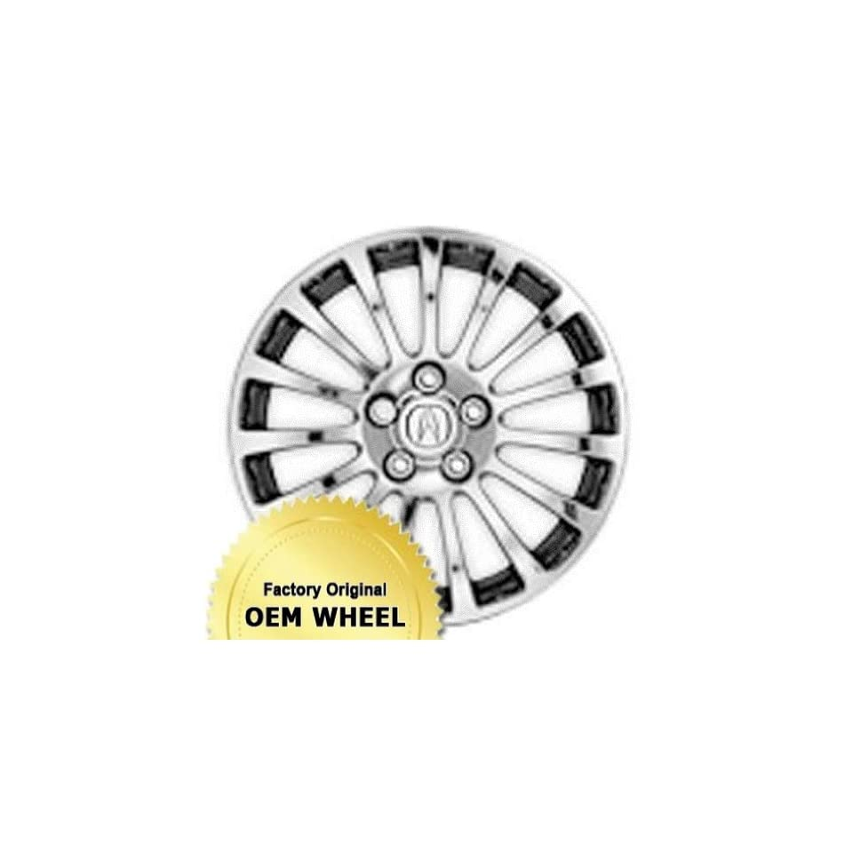 ACURA TL 17X8 15 SPOKE Factory Oem Wheel Rim  CHROME   Remanufactured Automotive