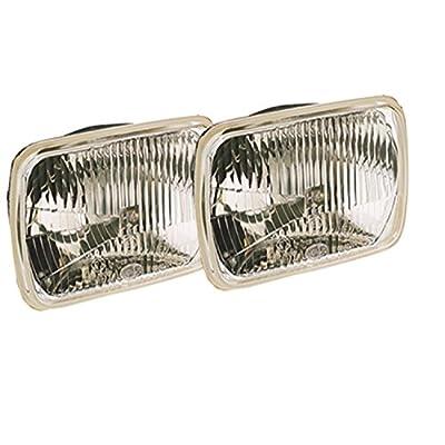 HELLA 003427811 190 x 132mm Series H4 High and Low Beam Headlamp Kit: Automotive