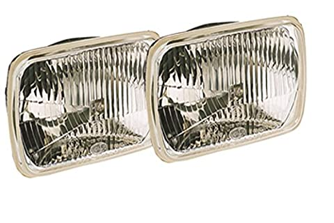 HELLA 003427811 190 x 132mm Series H4 High and Low Beam Headlamp Kit - Hella Xenon Headlights