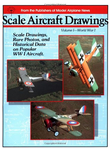 Scale Aircraft Drawings: World War (Scale Aircraft Drawings)