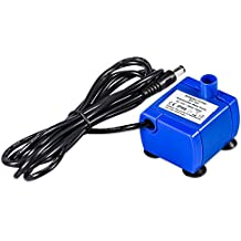 Submersible Water Pump for Pet Fountain with 5.9ft Power Cable, Replacement Pump for YOUTHINK Pet Fountain