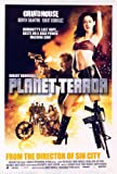 Planet Terror Poster Movie G 11x17 Kurt Russell Rose McGowan Rosario Dawson Jeff Fahey