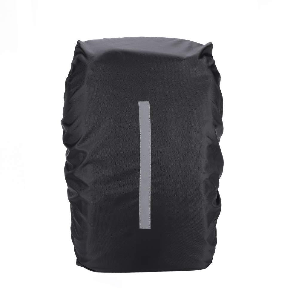 Vbestlife 防水バックパック レインカバー (20-45L) 反射バックパックカバー アウトドア 破れにくい 防塵 ナイロン スーツケースカバー ハイキング キャンプ 旅行 サイクリング用   B07KTVMFD2
