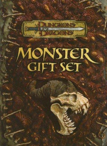 Dungeons & Dragons Monster Gift Set (Dungeons & Dragons d20 3.5 Fantasy Roleplaying) pdf epub