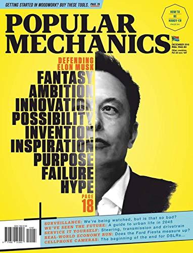 Magazines : Popular Mechanics South Africa