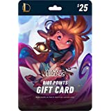 League of Legends $25 Gift Card - NA Server Only [Online Game Code]