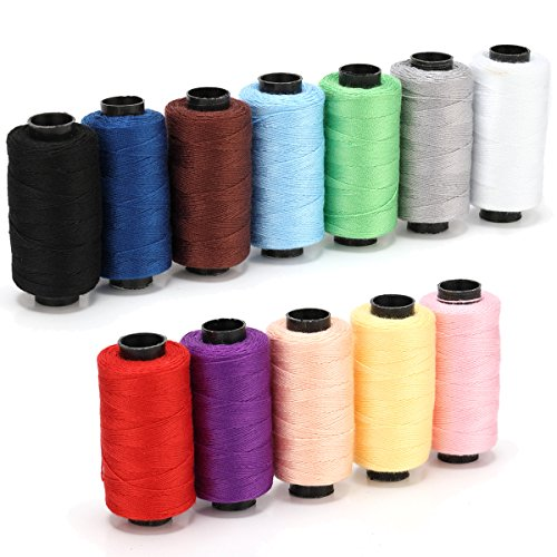 Good quality sewing thread in great colors.