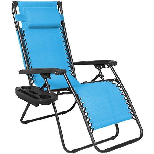 Best Choice Products Zero Gravity Chair With Canopy