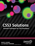 CSS3 Solutions, Marco Casario and Nathalie Wormser, 143024335X