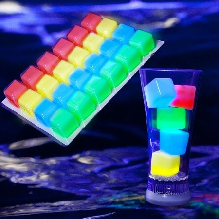 GLOW Party Fun Glow Ice Cubes (24 pack) for $<!--$37.99-->