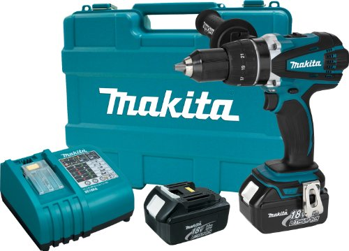 Makita LXFD03 18-volt LXT Lithium-Ion Cordless 1/2-Inch Driver-Drill Kit (Discontinued by Manufacturer)