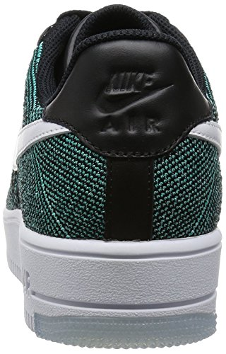 Hyper da Uomo black hyper Turq Verde Nike Ultra Verde Af1 Scarpe Flyknit Jade Low Basket White wwXvxqU