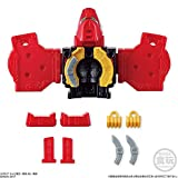 Candy Toy POWER RANGERS Uchu Sentai Kyuranger Mini Pla Kyurenoh SET 2