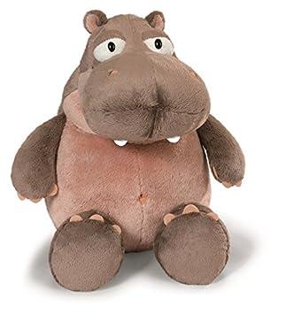 NICI Peluche Hipopótamo Balduin 15 cm, color light brown/light pink (38618)