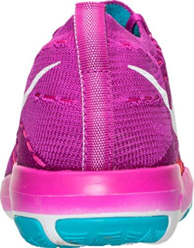 Trq White Scarpe Nike Free gmm Blu Da Donna hypr Wm azul Bl Flyknit hypr Transform Vlt Ginnastica fawq7Sa