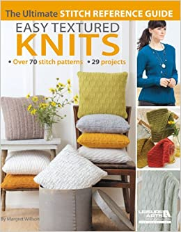 Book Easy Textured Knits