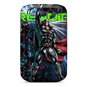 New Style Douglasjoy2014 Hard Cases Covers For Galaxy S3- Thor S7 Black Friday