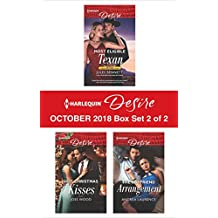 Harlequin Desire October 2018 - Box Set 2 of 2: Most Eligible Texan\Hot Christmas Kisses\The Boyfriend Arrangement