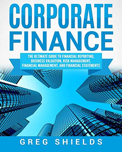 Corporate Finance Front Cover