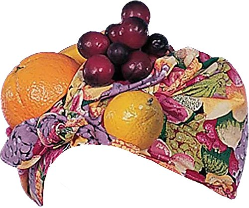[Latin Lady Fruit Headpiece] (Lucille Ball Costumes For Halloween)