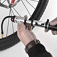 YDSEQRD Bomba de Bicicleta neumático/Tubo y Enchufe/Amortiguador ...