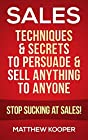 Learn How To Close The Deal And Make Sales Like A Killer!Are You Ready To Become A Master Salesmen? You've Come To The Right Place * * *LIMITED TIME OFFER! 50% OFF! (Regular Price $5.99)* * * If you want to become a master salesmen like Belfo...