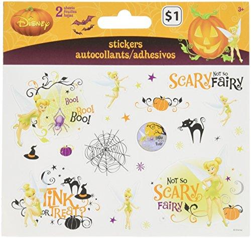 (Sandylion Disney Fairies Hall Mini Foldover Stickers)