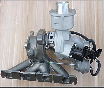 Upgraded Turbo K04 - 106 F23l para Audi A4 B7 2.0 TFSI y 2.0 K03 53039880106 Cargador de Turbo: Amazon.es: Coche y moto