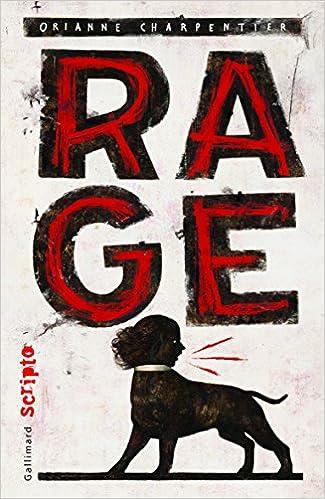 Orianne Charpentier - Rage sur Bookys