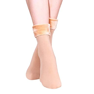 TUDUZ Sale Women Ankle Socks Ladies Artificial Wool Cashmere Women Thicken  Thermal Soft Casual Solid Winter 92afa05fed6a