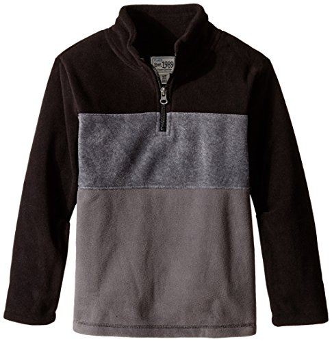 Zip Microfleece Pullover - 8