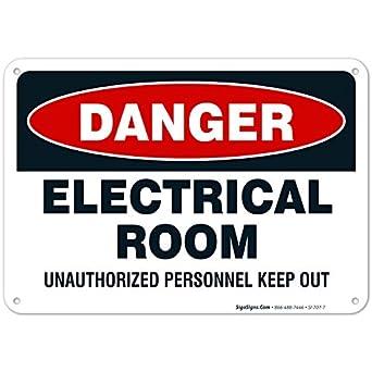 Cartel grande de eléctrico de sala, 10 x 7