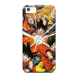 AshleySimms Apple Iphone 5c Shockproof Hard Cell-phone Case Customized HD Dragon Ball Z Skin [yHZ1697rIen]