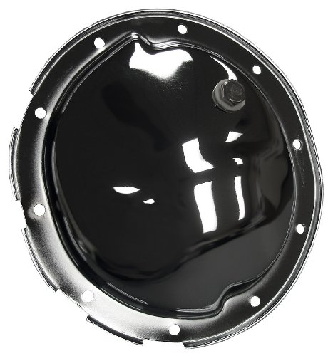 CSI 1316 Steel Differential Cover 1988-98 Gm 10 bolt rear ends, Chromed ()