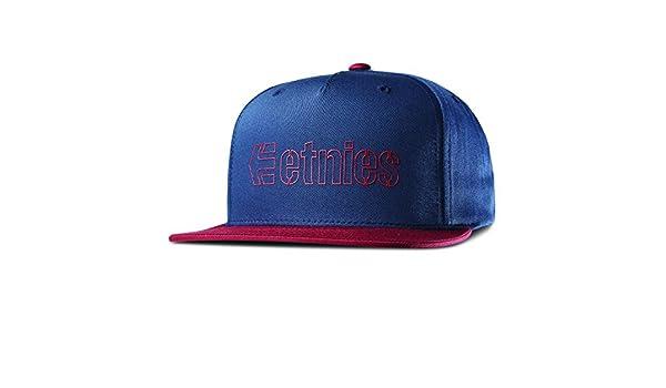 etnies Hombre Corporate 5 Snapback - Gorra de béisbol, Hombre ...