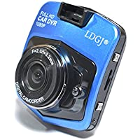LDGJ 2.46 LCD Full HD 1080P Dashcam Car Dvr Camera,Novatek NT96220,G-sensor,Parking Monitor,Motion Detection,Loop Recording,Night Vision
