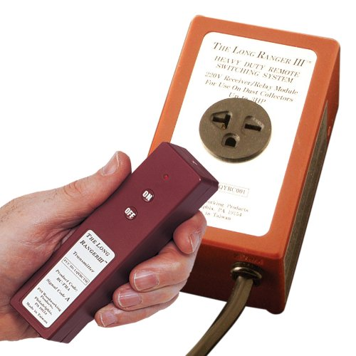 Psi Woodworking Products LR220-3 220V Long Ranger Dust Co...
