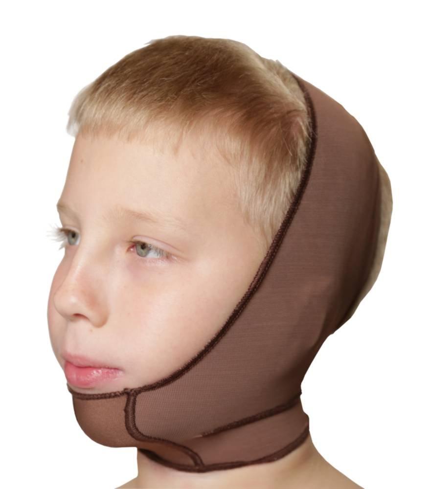 Redi Made Chin Strap, XLarge, Cocoa Brown