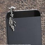 Square Enix Final Fantasy VII Sephiroth One Winged Angel Cell Phone Charm Audio Jack Plug