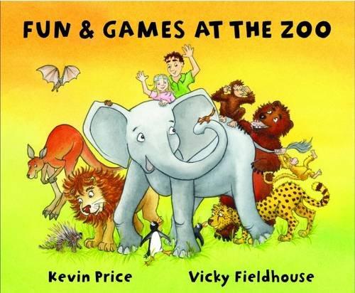 Download Fun and Games at the Zoo pdf epub