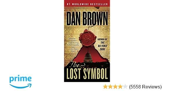 Amazon The Lost Symbol 8601419058051 Dan Brown Books