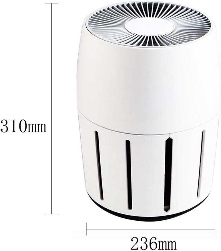 WWK Práctica purificador de Aire, Domótica Ion purificador, con el ...