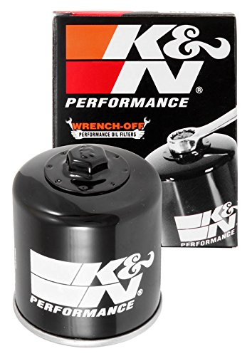 K&N KN-128 Kawasaki High Performance Oil Filter ()