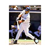 Photofile San Diego Padres Tony Gwynn 1999 Batting Action 8x10 Photo Mounted in 11x14 Double Mat