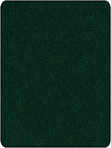 (Championship Invitational 8-Feet Dark Green Pool Table Felt)
